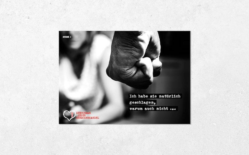 MIRALEE - Gemeinsam gegen Menschenhandel